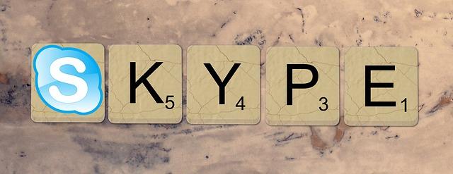 wyraz skype